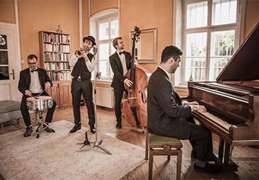 Hochzeitsband - All Jazz Ambassadors