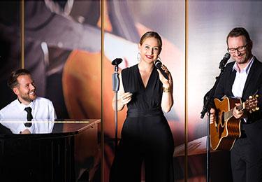 Hochzeitsband - Acoustic Chocolate