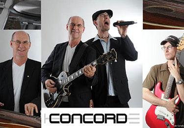 Hochzeitsband - Concord