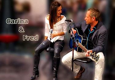Carina & Fred C. - Hochzeitsband