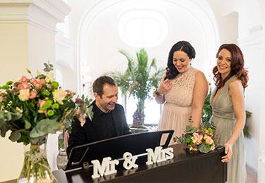 Delightful Voices - Hochzeitsband