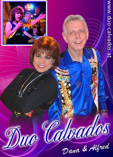 Hochzeitsband - Duo Calvados