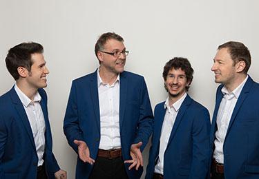 Flo's Bros A cappella - Kirchenmusik