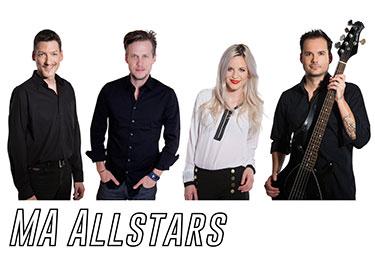 Hochzeitsband - MA Allstars