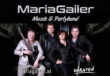 Hochzeitsband - Mariagailer Partyband