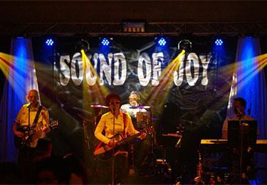 Sound of Joy - Hochzeitsband