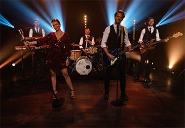 Vienna Sound Club - Hochzeitsband