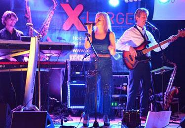 X-Large Tanzband